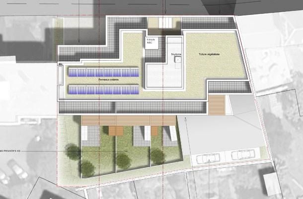 Logements locatif Rouen 2013 - plan