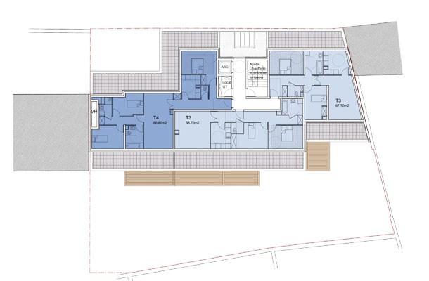 Logements locatif Rouen 2013 - plan -4