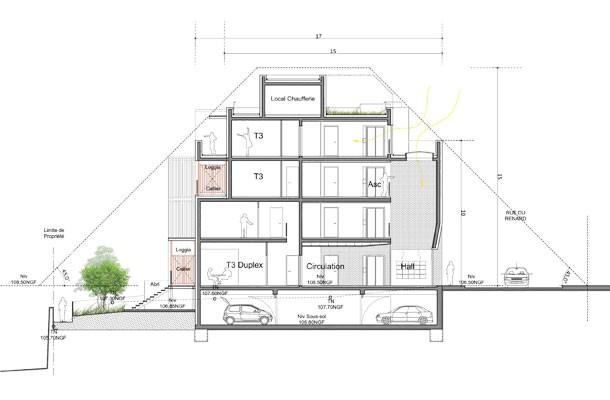 Logements locatif Rouen 2013 - plan -5