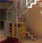 amenagement-loft-saint-gervais-escalier